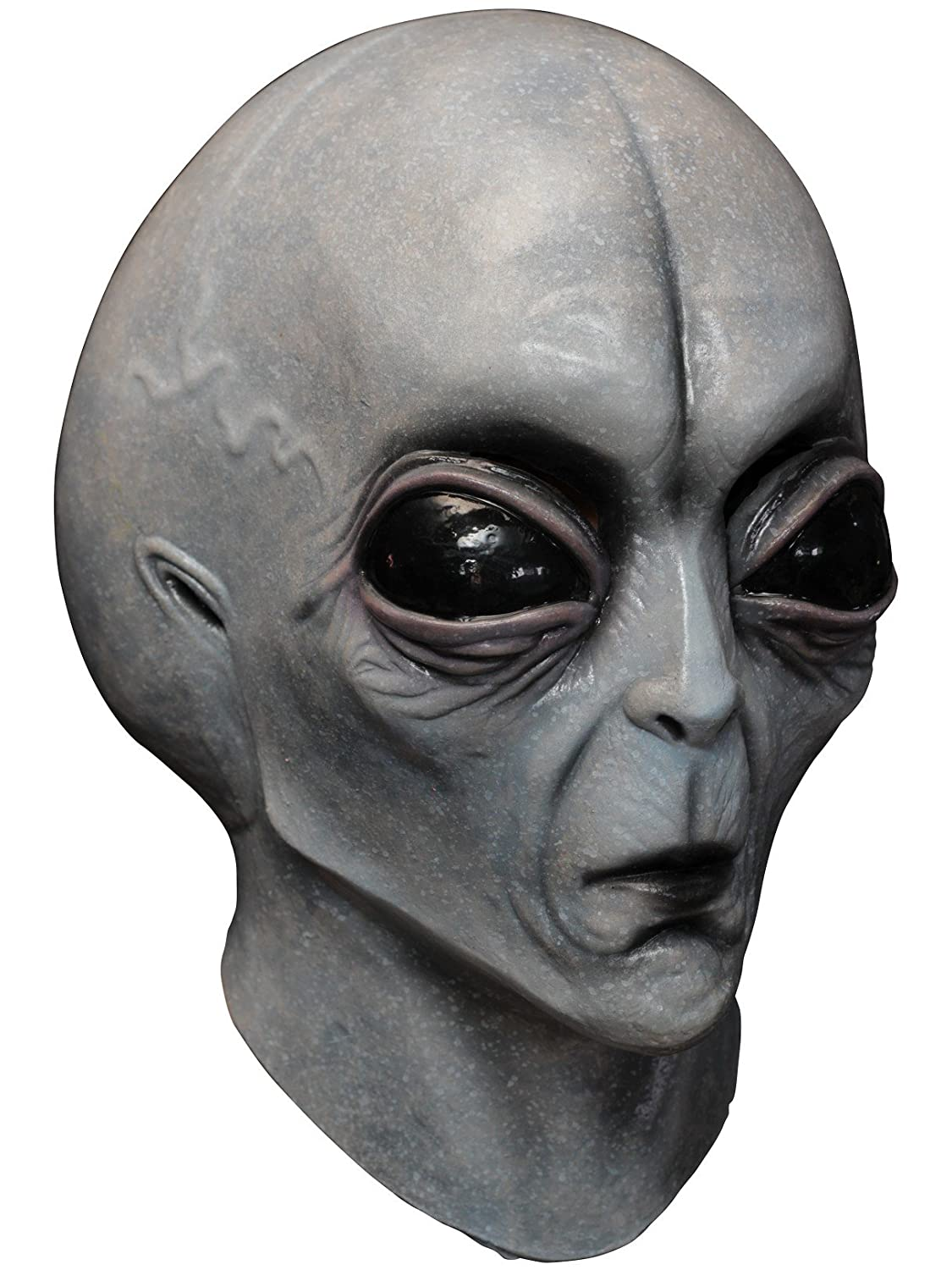 GHOULISH PRODUCTIONS Area 51 Alien Adult Mask 26513