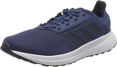adidas Duramo 9 Mens Running Fitness Trainer Shoe Blue/Black