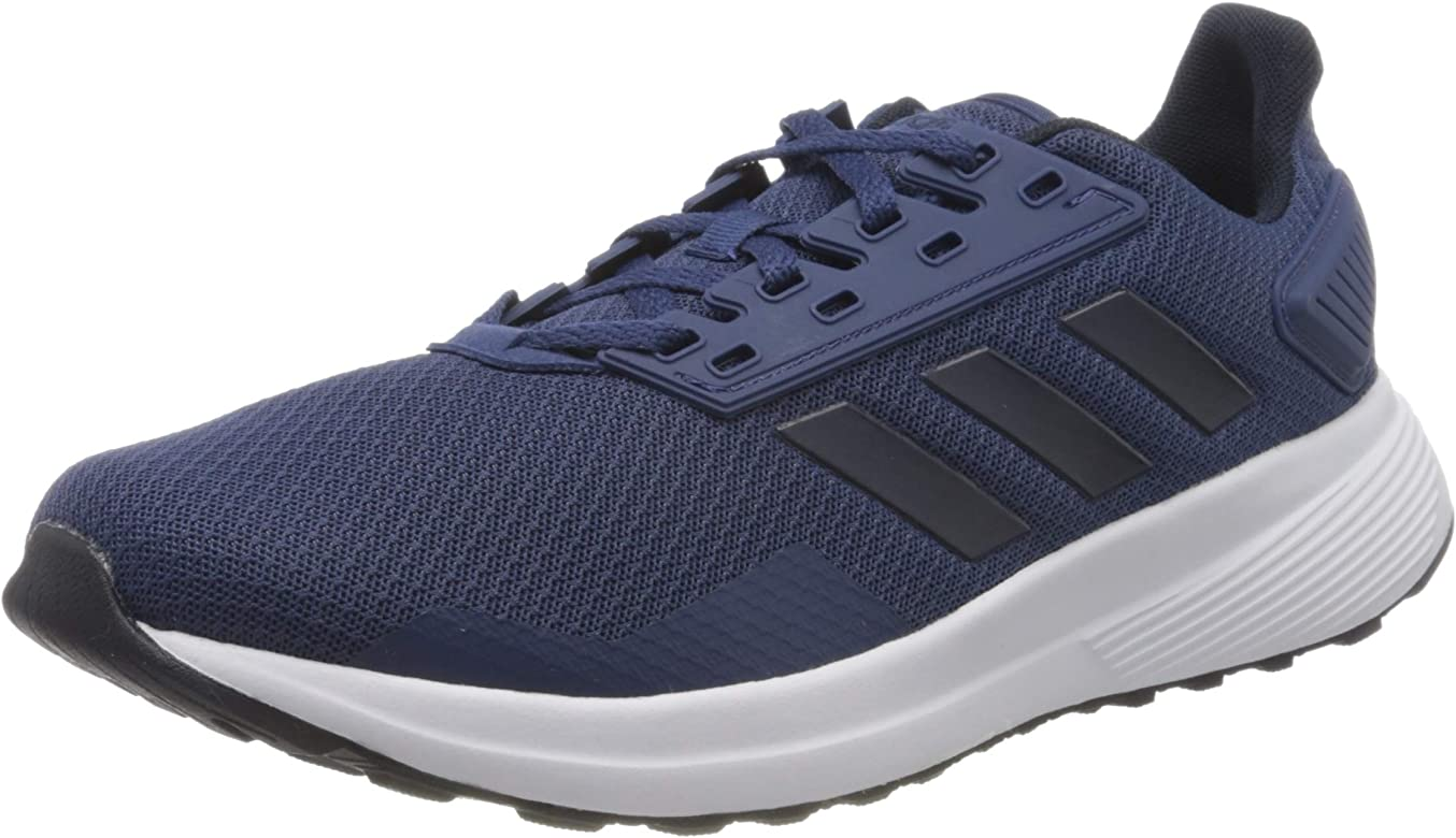 Adidas Duramo 9, Zapatillas para Correr para Hombre, Tech Indigo/Legend Ink/FTWR White, 43 1/3 EU: Amazon.es: Zapatos y complementos