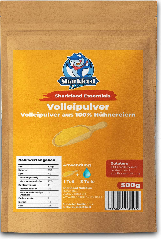 Karpfenhans Eipulver Volleipulver getrocknet 2,5 kg