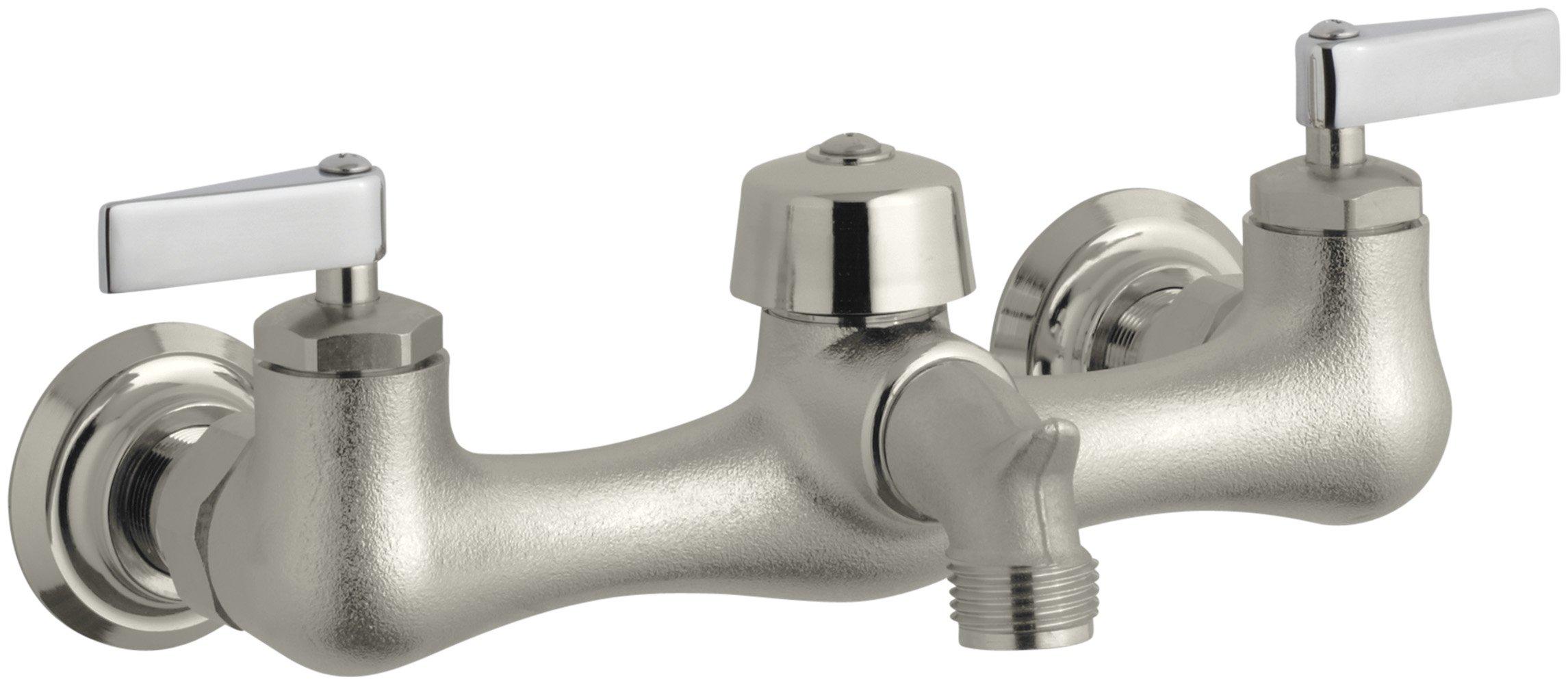 KOHLER K-8905-RP Knoxford Service Sink Faucet, Rough Plate by Kohler