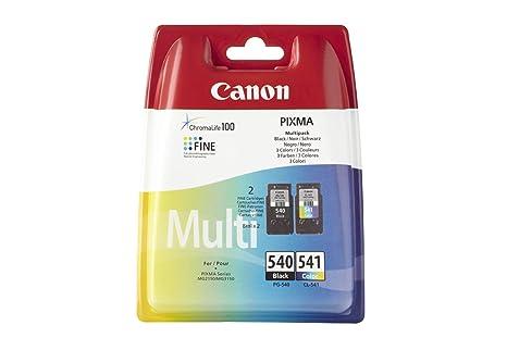 Canon - PG-540 & CL-541 - Cartouches d