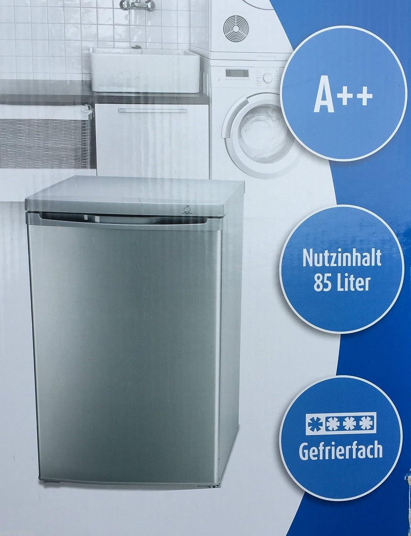 Quigg Congelador unas Frigorífico congelador. a + + Color Blanco ...