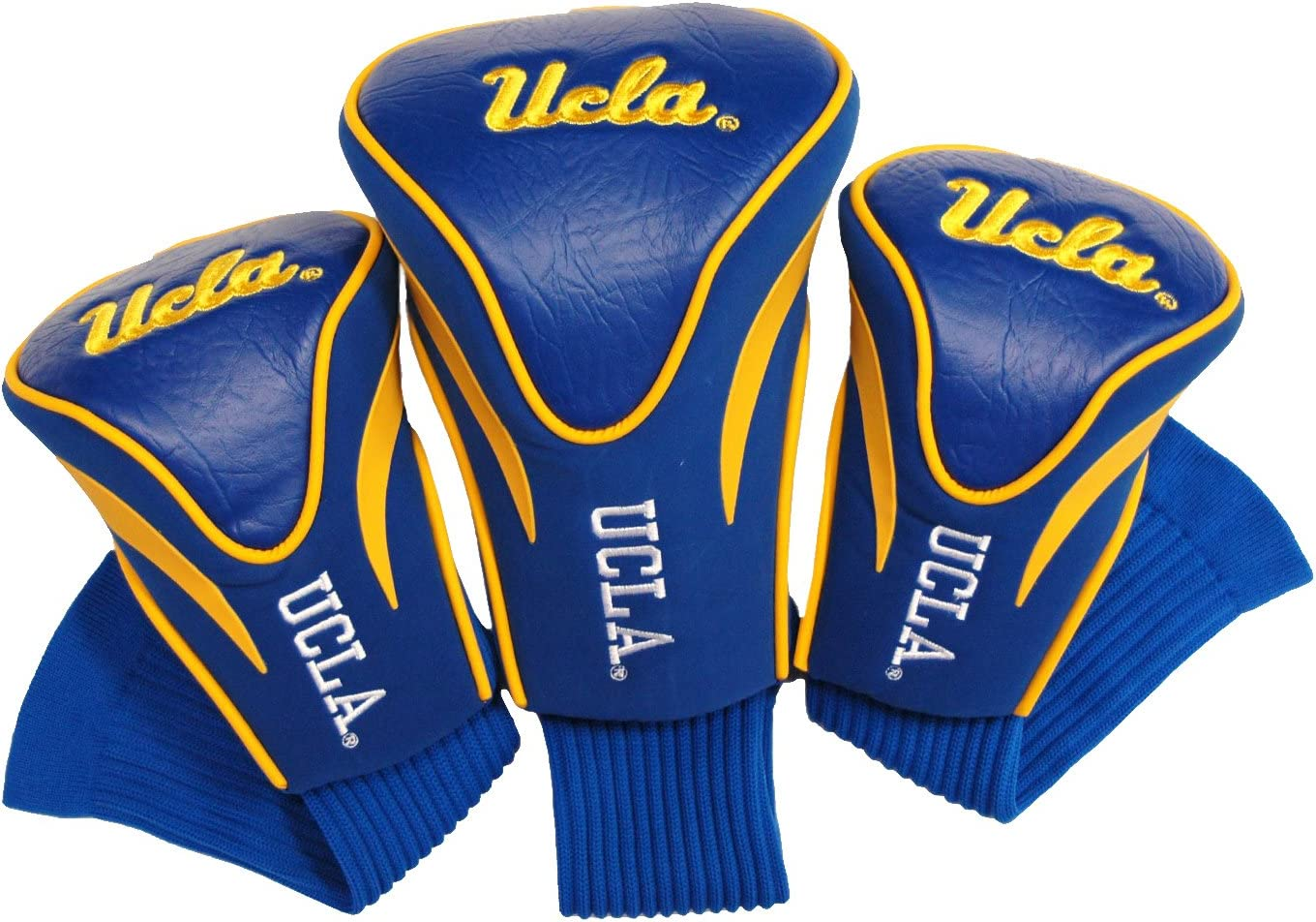 Team Golf NCAA Michigan Wolverines 3 Pack Contour Headcover, Yellow : Sports Fan Golf Club Head Covers : Sports & Outdoors