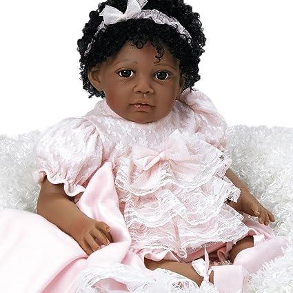 Wonderfully Made Paradise Galleries African American Black Reborn Baby Boy Doll