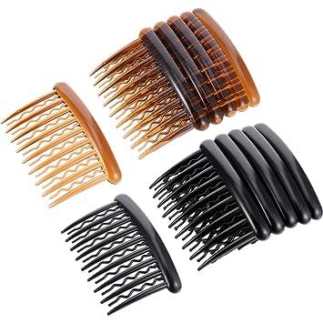 Hair combs for fine hair