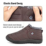 CIOR Women's Snow Boots Winter Warm Ankle Booties