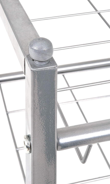 Haku M/öbel Scarpiera in Alluminio