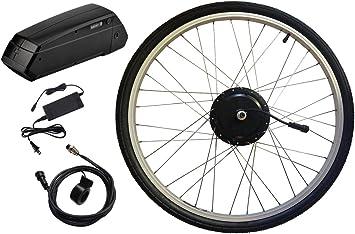 Kit de conversión de bicicleta eléctrica Clean Republic Hilltopper ...