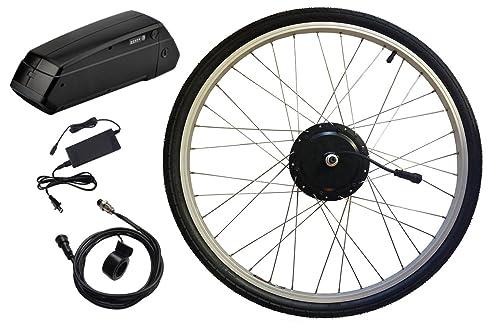 Clean Republic Hilltopper Electric Bike Conversion Kit