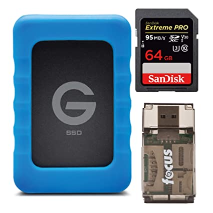 Amazon com: G-Technology G-Drive 1TB ev RaW SSD External