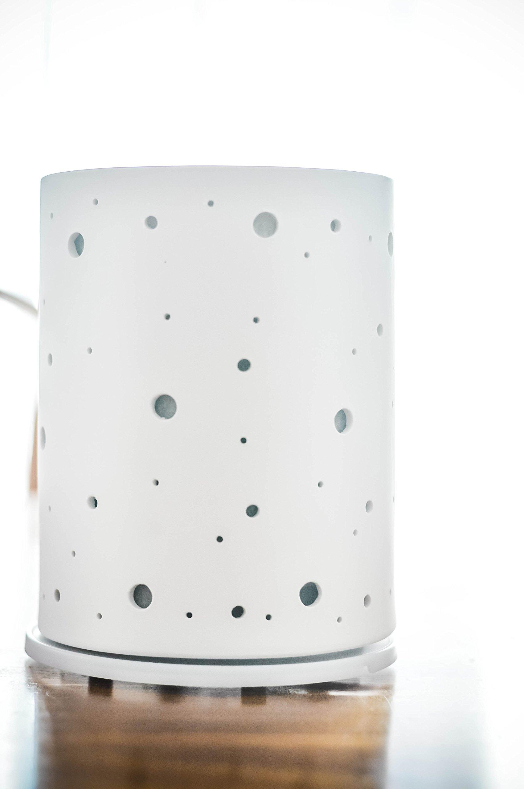 ZAQ Galaxy Essential Oil Diffuser LiteMist Ultrasonic Aromatherapy Humidifier...