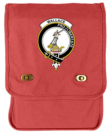 Amazon com: Tenacitee Scottish Clan Crest Badge Wallace
