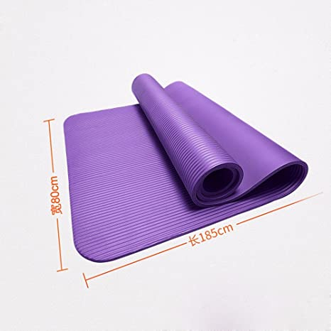 Olici MDRW-Amantes del Yoga Espesor De 15Mm De Ancho 90Cm ...