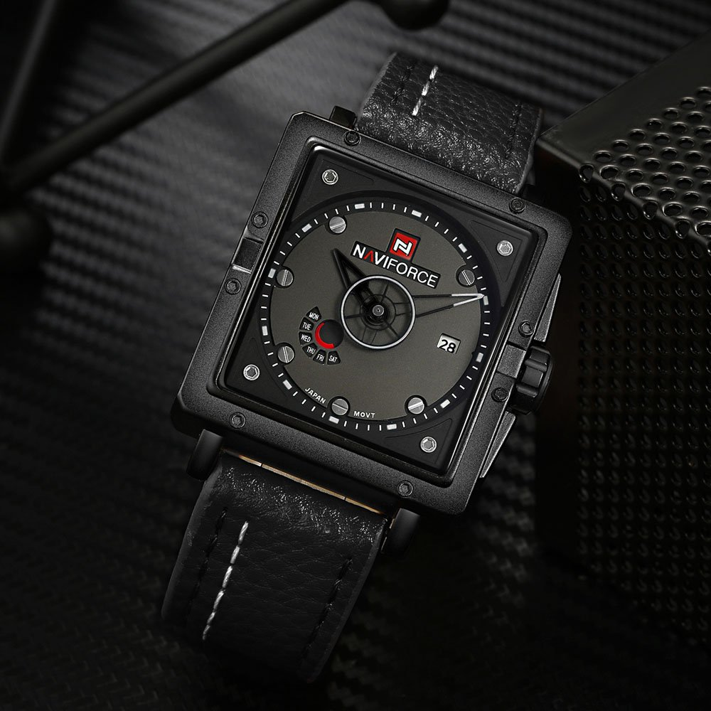 Amazon.com: Relojes de Hombre Watch Men Quartz Watch Eye-catching Fashion Men Watches De Hombre Para Caballero RE0042: Watches