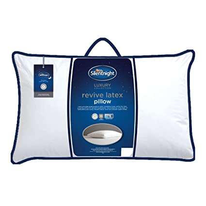 Silentnight latex pillow uk
