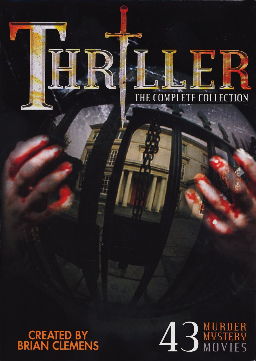 DVD : Thriller: The Complete Collection (12 Disc)