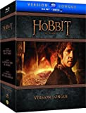 Le Hobbit - Version Longue - La Trilogie - Coffret Blu-Ray [Version longue - Blu-ray + Copie digitale]
