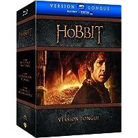 Le Hobbit - Version Longue - La Trilogie - Coffret Blu-Ray [Version longue - Blu-ray + Copie digitale]