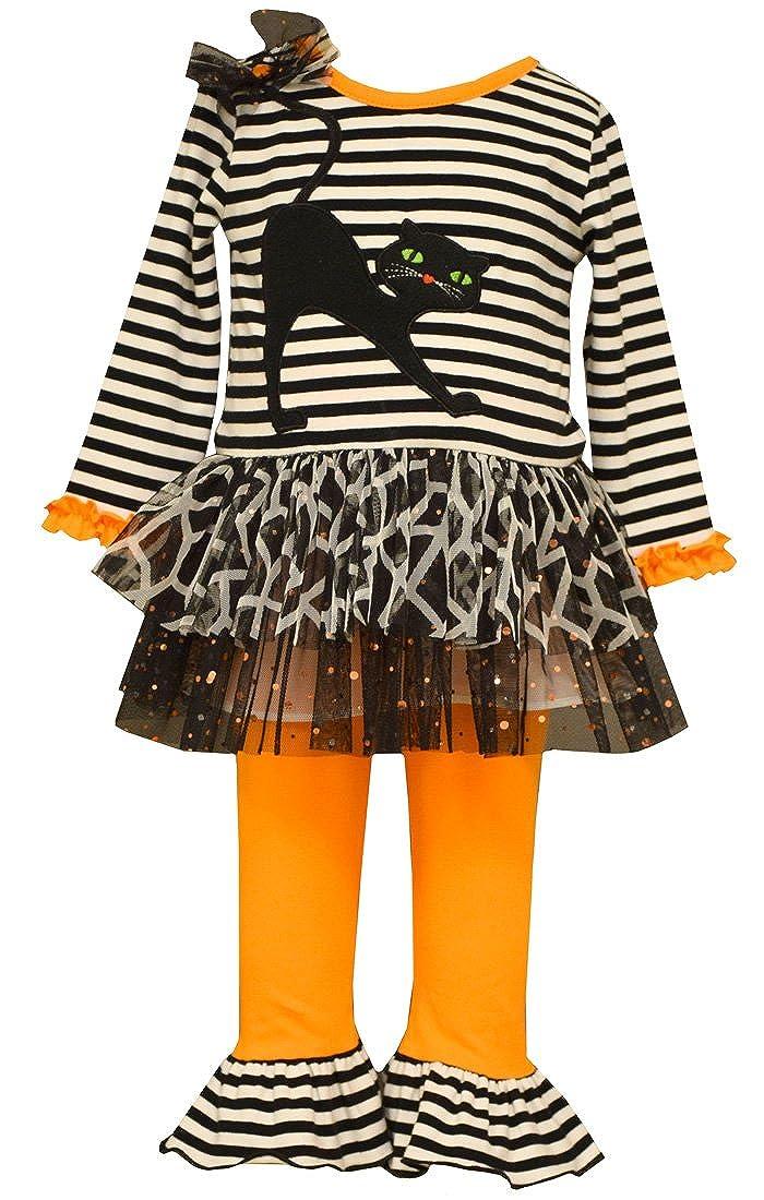 【絶品】 Bonnie Jean Jean Baby Girlsストライプ黒猫ハロウィンパンツセット Months 3 - 6 Months マルチカラー B01H7QSCS6 B01H7QSCS6, 餅と和洋菓子の店いしや:258bd975 --- a0267596.xsph.ru