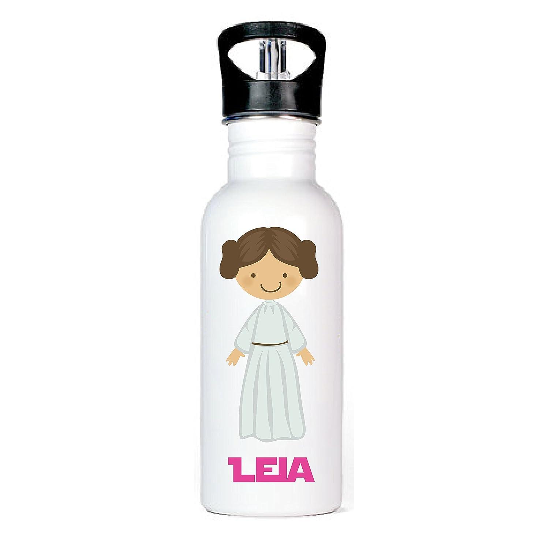 Galaxy Princess Aluminum Water Bottle by Ooh La La Printables