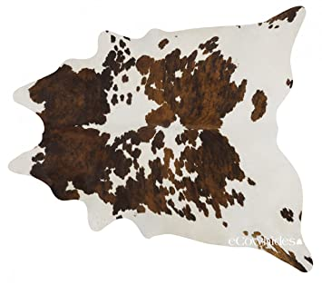 tricolor brazilian cowhide rug cow hide skin leather area rug xxl
