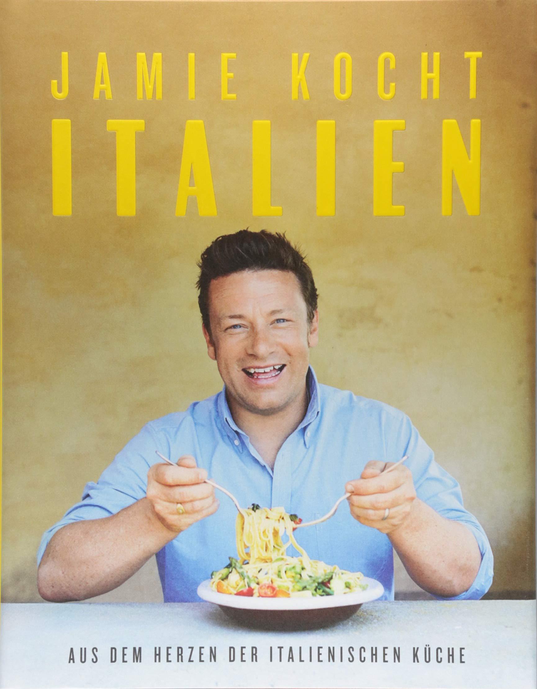 Jamie Oliver-Kochbuch bei Amazon