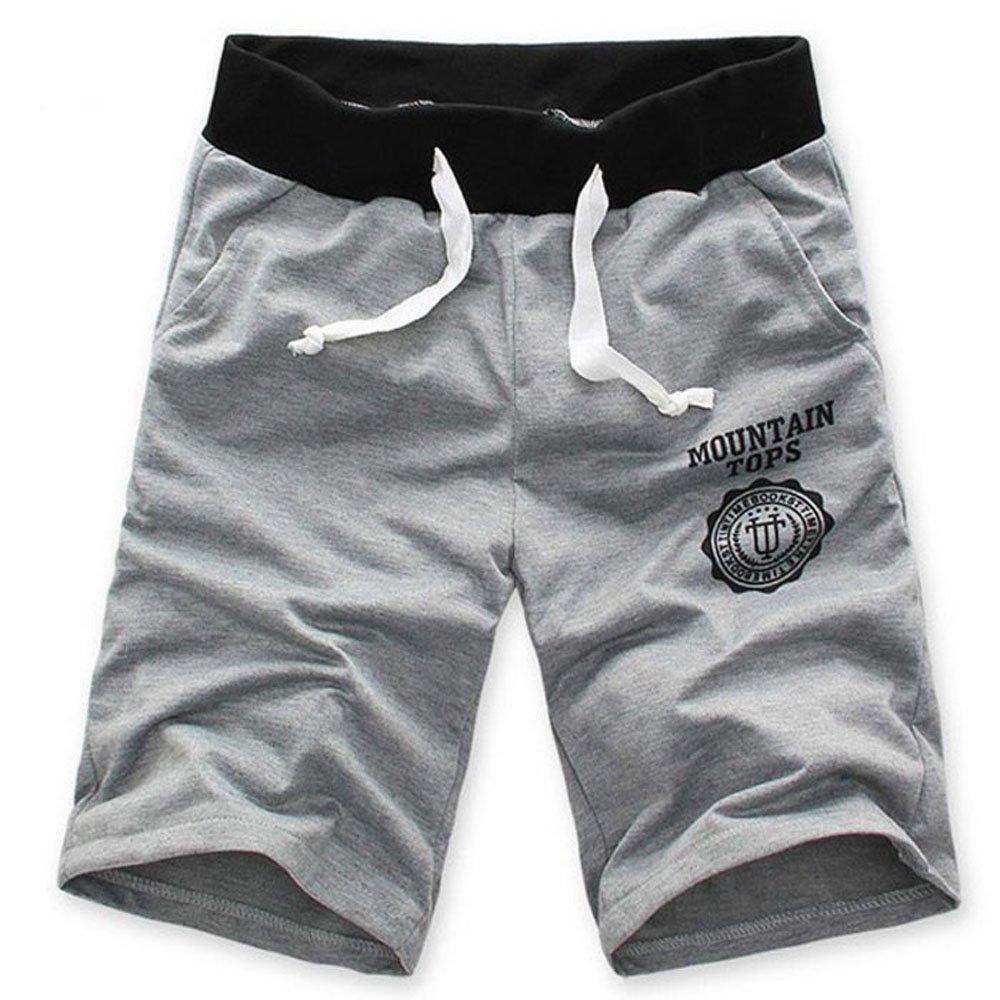 Culater® Uomini Pantaloni Di Bicchierini Palestra di Sport Da Jogging Casuale Pantaloni