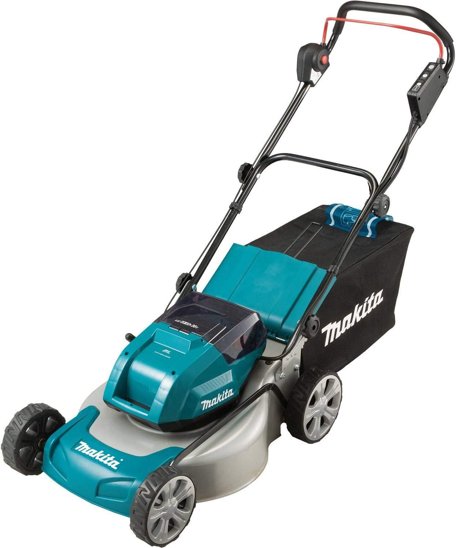 Makita Brushless Lawn Mower Kit - 36V