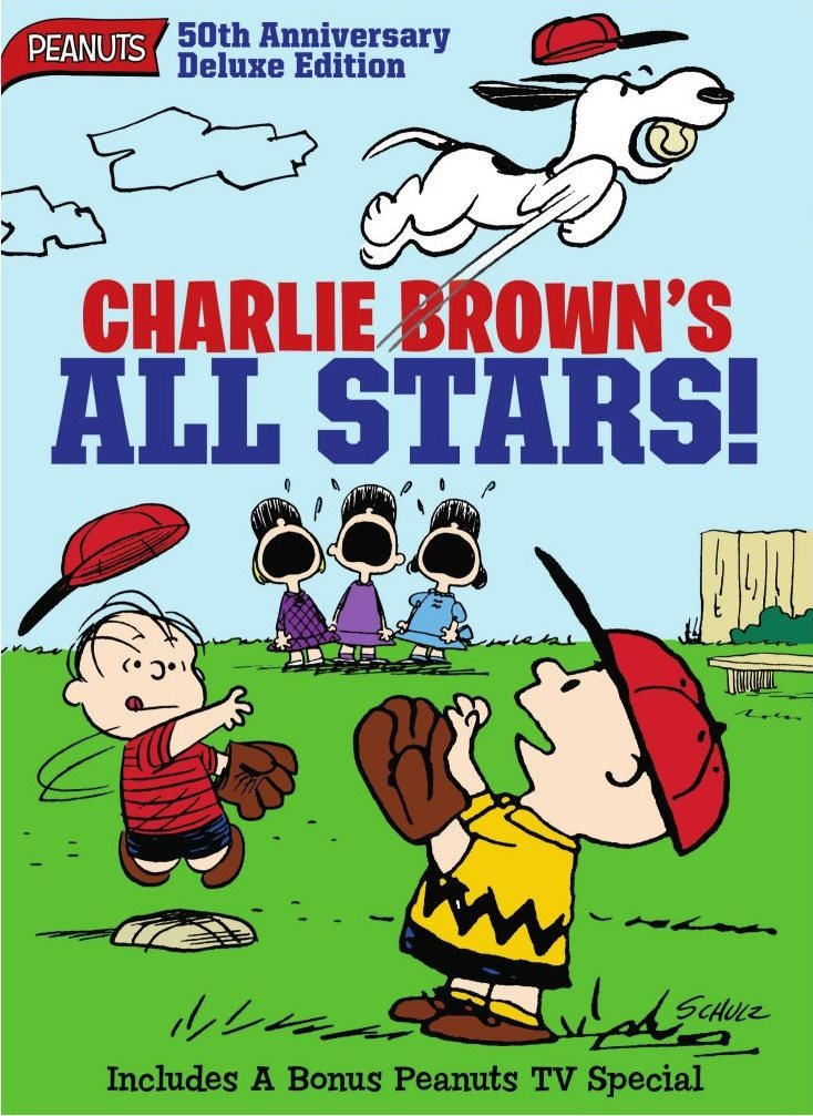 Amazon.com: Charlie Brown's All-Stars 50th Anniversary Deluxe ...