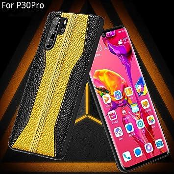 XOOCX Huawei P30 Pro Funda de teléfono P30 Funda de Cuero Edición ...