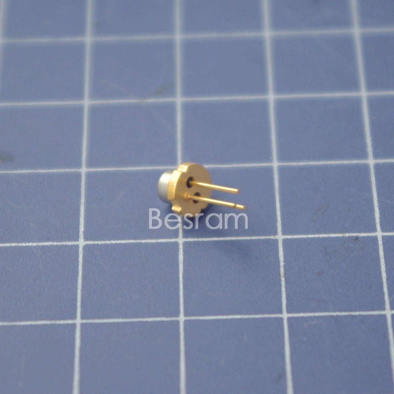 OSRAM PLT5 450B 450nm 80mw Blue Laser Diode LD Single Mode  TO18 5.6mm 445nm
