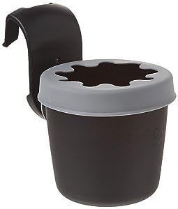 Britax Child Cup Holder for Britax Convertible Car Seats - Dishwasher Safe, Black