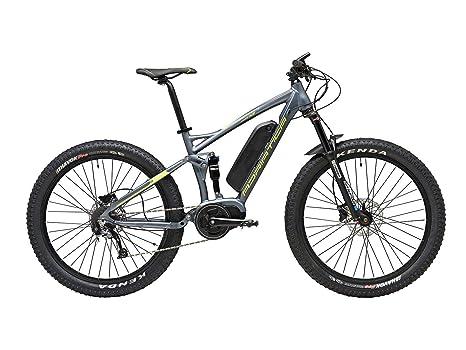 Adriatica - Bicicleta eléctrica TORA 27,5 Shimano 9 V BAFANG 250 W ...