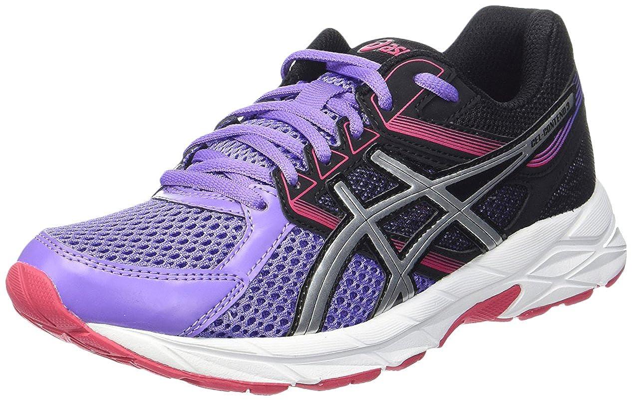 Asics Gel-Contend 3 - Zapatos de Entrenamiento de Carrera en Asfalto Mujer