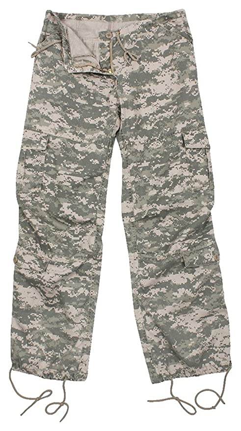 Amazon.com  Rothco Women s Vintage Paratrooper Fatigues  Sports ... 1faaebc244