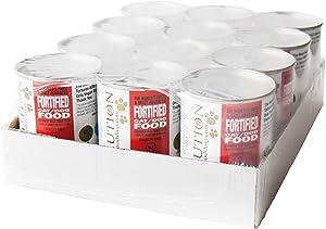 Evolution Diet Vegan Vegetable Stew Wet Dog & Cat Food with Non-GMO Ingredients (12 cans)