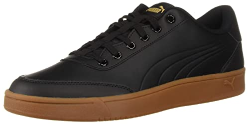 156ab4e2f29b Puma Men s Court Breaker L Mono Sneaker  Amazon.co.uk  Shoes   Bags