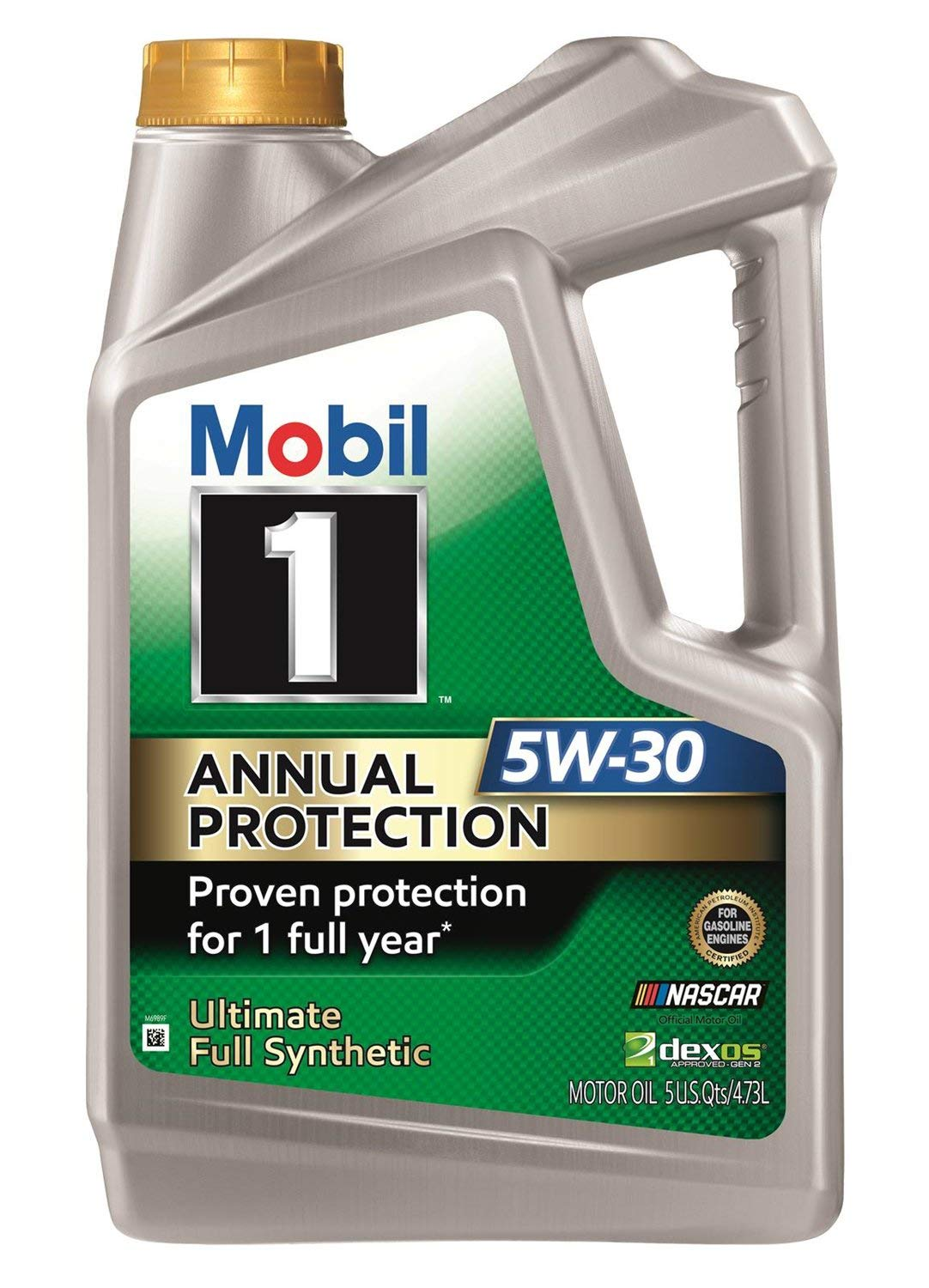 Mobil 1 Oil Change >> Amazon Com Mobil 1 122597 1 Synthetic Oil 160
