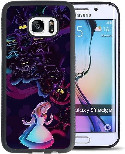 Alice in Wonderland Coque Samsung Galaxy S7 Edge Coque case,Disney ...
