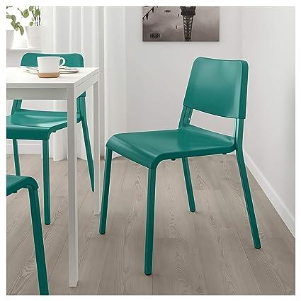 BPIL New Ikea Teodores - Sedia da Ufficio con Design Compatto, 45 x ...