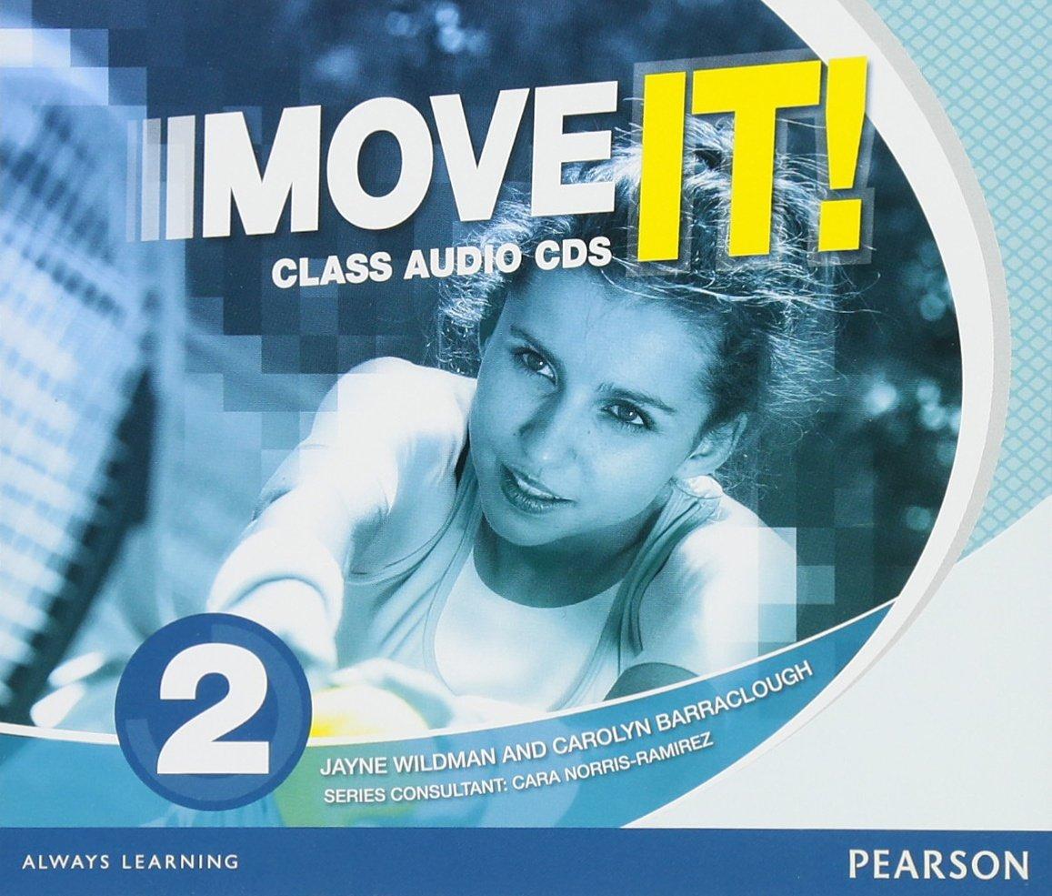 Read Online Move It! 2 Class Audio CDs (Next Move) pdf epub