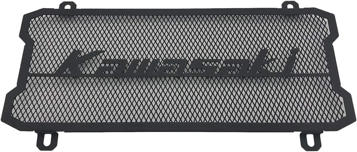 luobu Couverture de Refroidisseur dhuile de Grille de radiateur de Moto pour Kawasaki Z650 Z 650 2017 2018 2019 Ninja650 Ninja 650 2017 2018 Grille de Radiateur