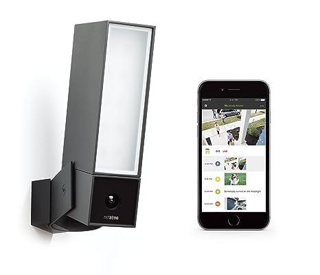 Netatmo NOC01 Presence - Cámara de seguridad exterior inteligente