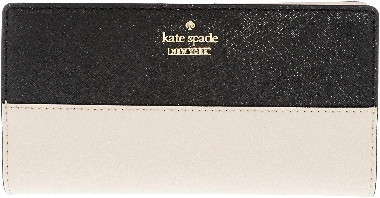 Kate Spade New York レディース B071V8L8NC Tusk/Black Tusk/Black