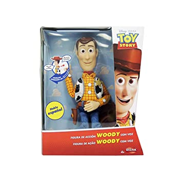 Toy Story Woody con Voz b4d10f408ab
