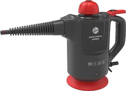Hoover SGE1000 Limpiador seco para tejidos, Vapor húmedo para ...