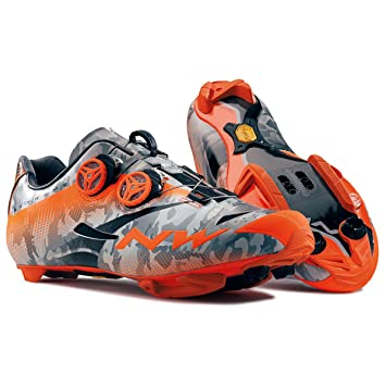 Zapatillas Northwave Extreme Tech MTB Plus Naranja 2016: Amazon.es: Deportes y aire libre