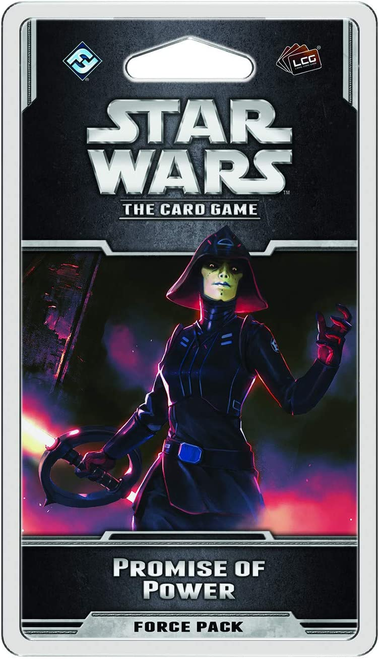 Fantasy Flight Games FFGSWC42 Promise of Power Force Pack: Star Wars LCG Exp, Multicolor
