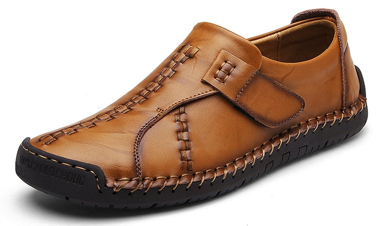 Bebete5858 Été Mesh Respirant Chaussures Hommes Casual Chaussures en Cuir  la Marque Mode Chaussures d été Homme Doux Confortable  Amazon.fr   Chaussures et ... cb1145866518